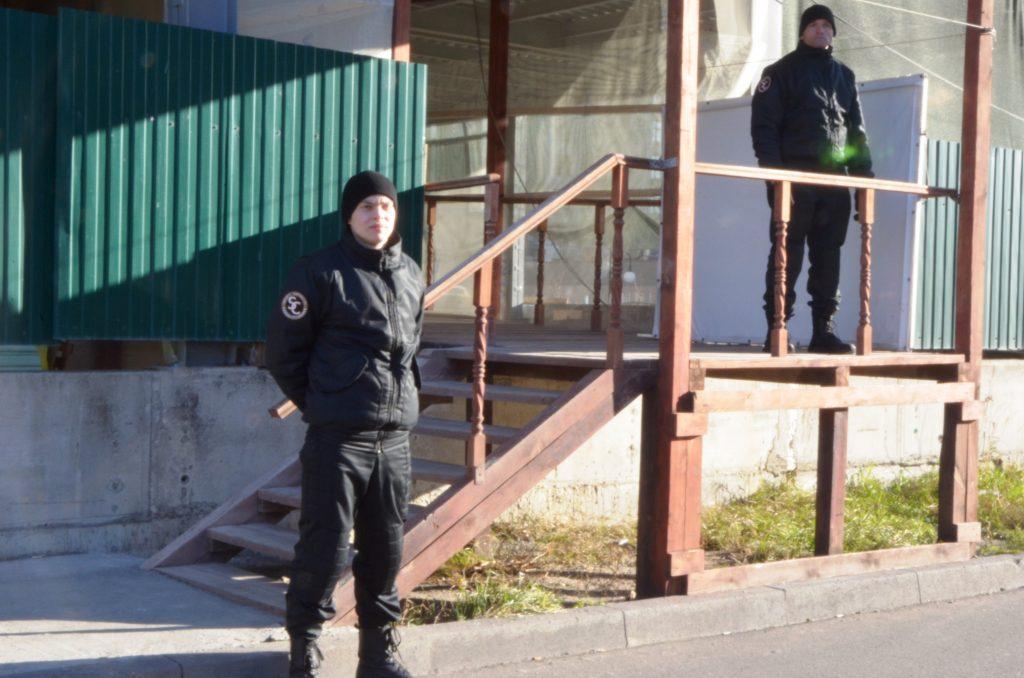 Охрана склада Киев