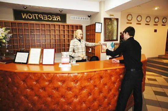 caption - Охрана гостиниц и отелей