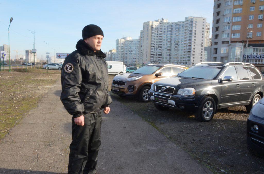 DSC 0182 1024x678 - Охрана автостоянок Киев