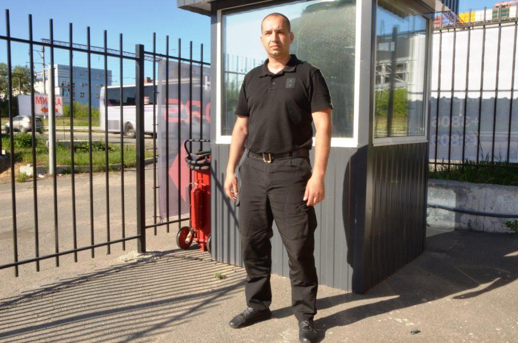 DSC 0025 1024x678 - Охрана автостоянок Киев