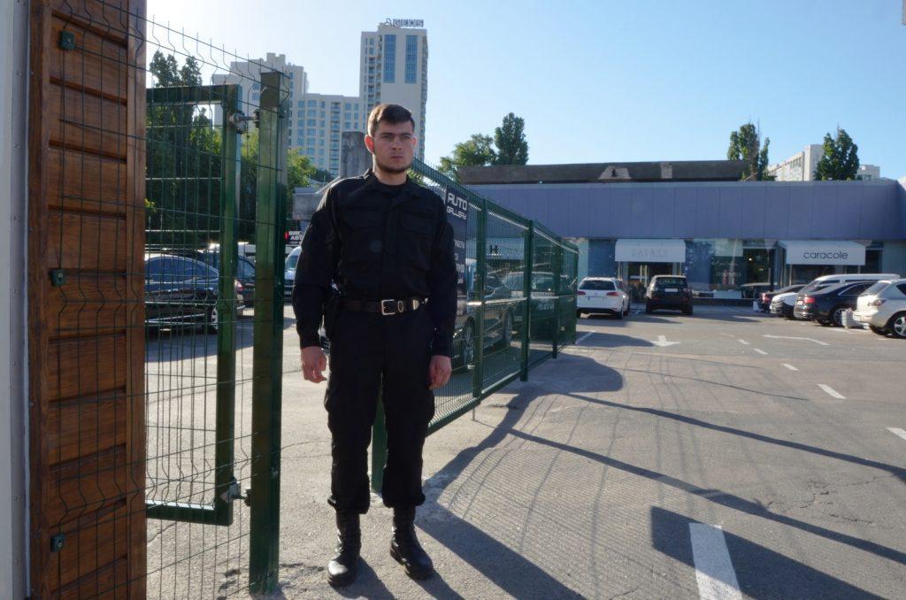 DSC 0035 1024x678 - Охрана автостоянок Киев