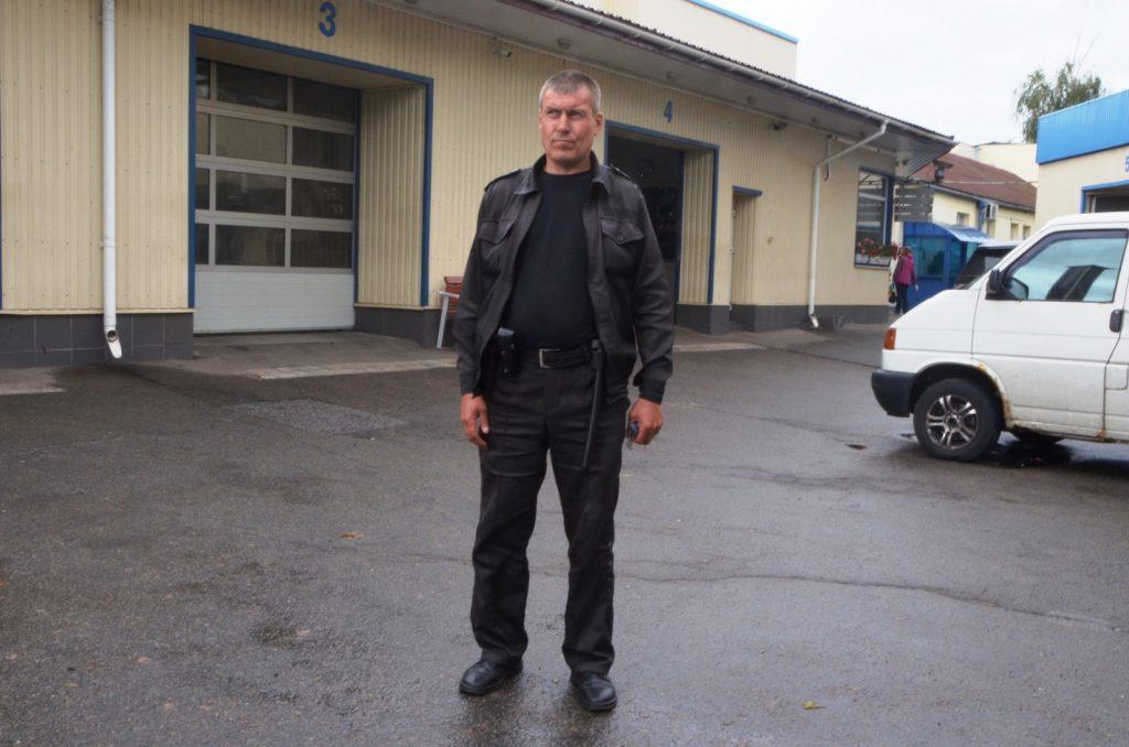 Охорона автостоянок Київ