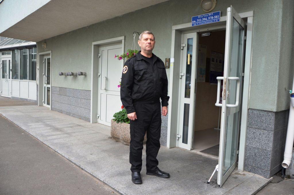 Охорона житлових комплексів Київ