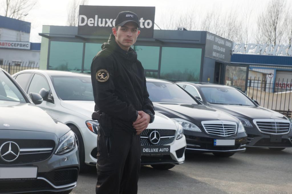 Стоимость охраны Киев